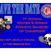 1st Annual SCIAA Winter & Spring Athletic Banquet of Champions