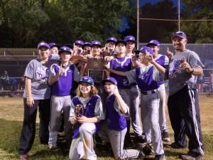 Barret's Chapel Baseball
