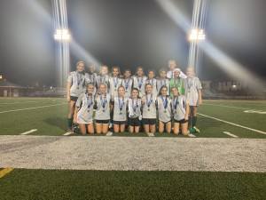 WSMS Girls Soccer Champs