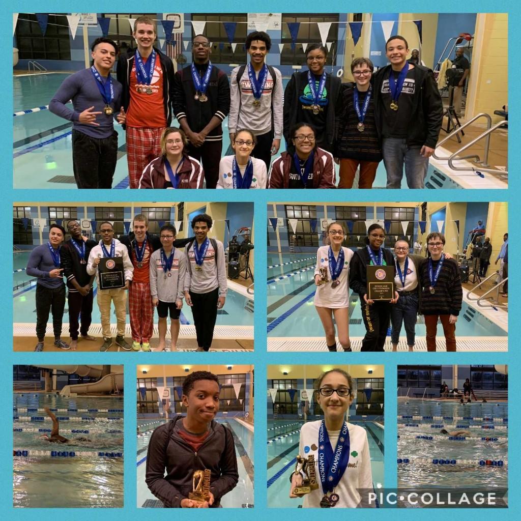 2019 Swim Season