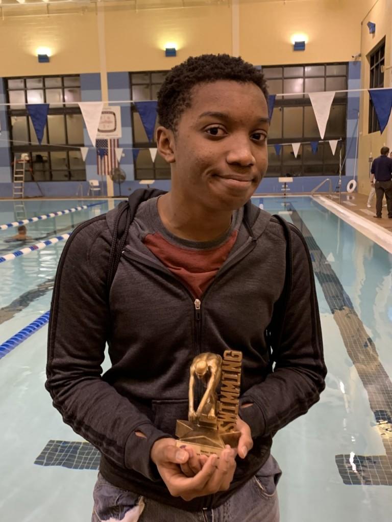Rhodes, Boys MVP 2019