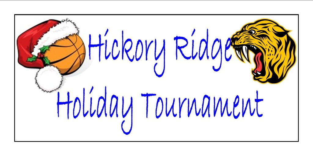 1st Hickory Ridge Basketball Holiday Tournament