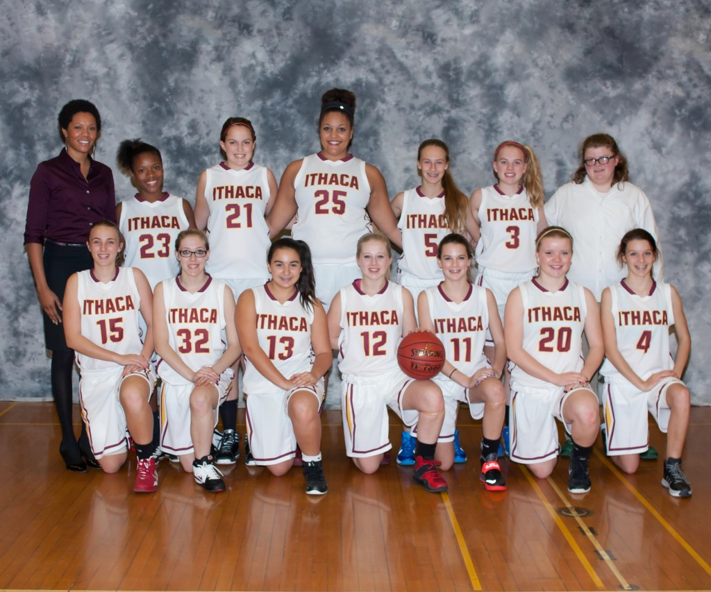 Ithaca city school district sports girls jv basketball girls varsity basketball team publicscrutiny Choice Image