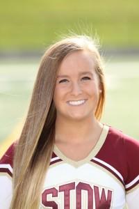 Senior Allison Mohney