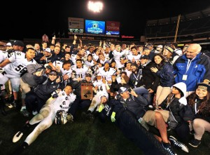 St. John Bosco wins Southern Section Title