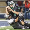 Carroll over powers Denton Guyer in playoff match up