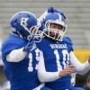Boelter steps up to lead Bingham to a 35-3 victory