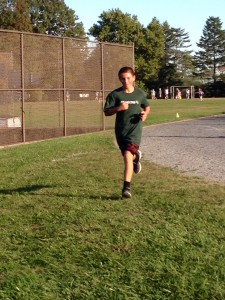 Welsh Valley Cross Country Meet 10/15/13