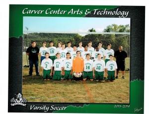 Carver Varsity 2013