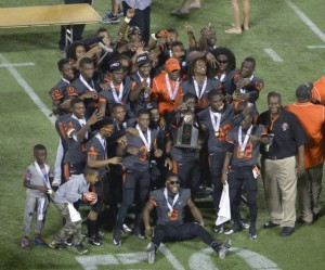 Booker T. Washington wins the Florida Class 4A Championship
