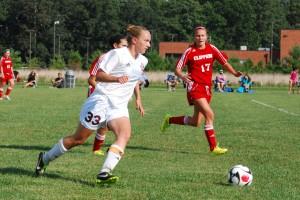 Snow Hill Girls Soccer