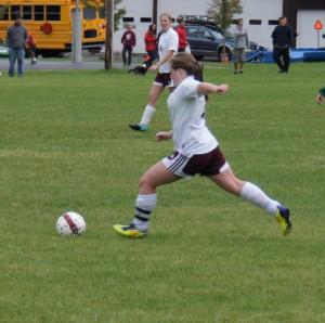 Girls Varsity Soccer 2011
