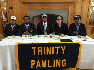 Trinity-Pawling Signees