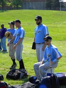 Western Tech Baseball 2012
