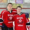 Ice hockey wraps up season, including pair of NVSHL all star selections