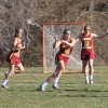 Girls Lacrosse notches a pair of road wins