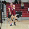 Ireton rolls by St John's 3-0 in volleyball