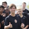 Bishop Ireton soccer seniors go out with a win, 5-0