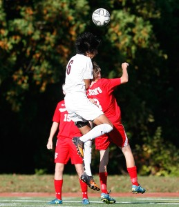 Cardinals top Cadets, 1-0, hold second place in WCAC