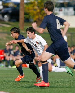 "Boys' Soccer advances to ""final four"" in WCAC soccer"