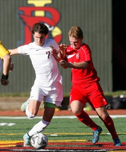 WCAC selects Boys' Soccer all Conference team, Coach