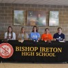 Girls' Lax inks 4 to NLIs, Swimmer to Notre Dame
