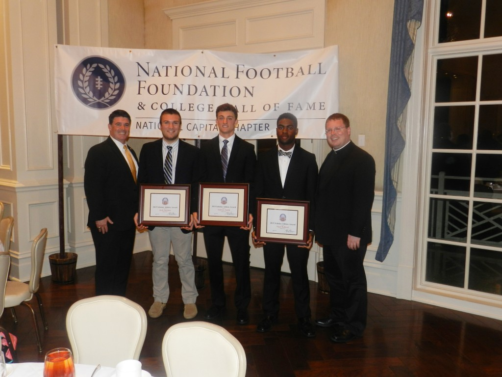 National Football Foundation honors Cardinals' Drew Smith