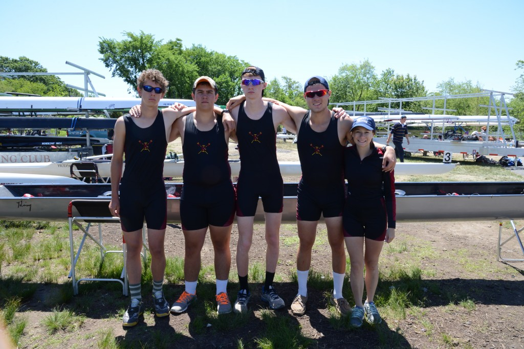 National regattas cap Cardinal rowing season
