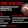 Red Zone Athletics Elite Youth Football Training & Developmet