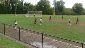 Girls Soccer vs Dunbar