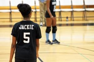 Girls Volleyball vs. Western