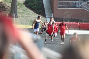 track meet March 23