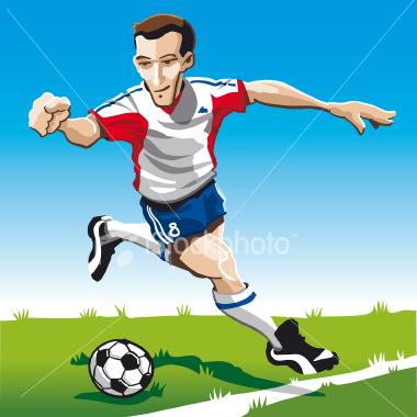 Cartoon Football Players Images