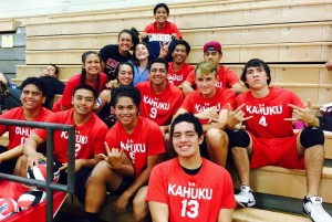 Kahuku Red Raiders Varsity Boys Volleyball Season
