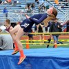Medovich Breaks School Record