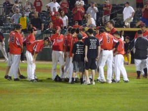 3A Baseball Championship Game: J.M. Bennett 5, La Plata 2