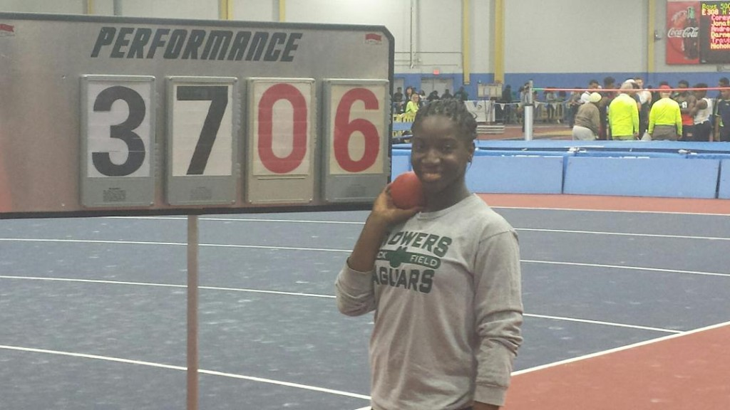 Indoor Track Result from State Championships