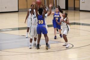 Girls JV Basketball 18-19
