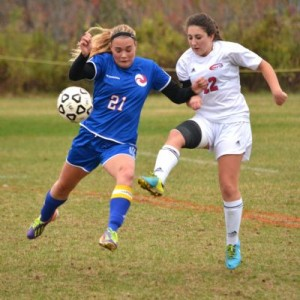 Hasenohr selected to VT Lions' Cup Team!
