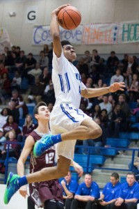 Plano West fights off a late surge by Marcus to take a 70-64 victory
