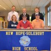 NH-S Students Commit To Universities