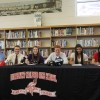 Six Northwest Guilford HS seniors sign to NCAA schools