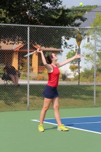 Binghatmon High School Tennis 2015