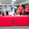 Harlingen High School Athlete Signs College Commitment