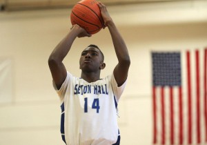 Seton Hall Prep is back on track with a win over Newark Tech