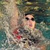 Girls Swimming: Smolyansky inspired by younger sister's performance