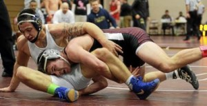 Wrestling: Meyers' victory part of a family tradition