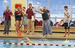 Boys Swimming: Radnor's Robinson sees No. 300 as shared achievement