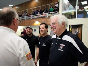 Radnor swim coach Tom Robinson closes in on 300th win