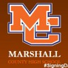 Five Marshall County HS Athletes to Sign NLI